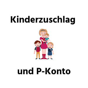 Kinderzuschlag und das P-Konto
